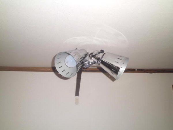 ライト設置例
